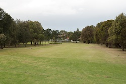 Hole 4 - Canterbury Golf Course