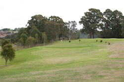 Hole 7 - Canterbury Golf Course