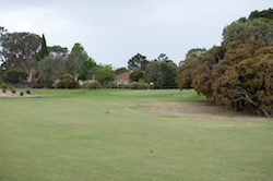 Hole 9 - Canterbury Golf Course